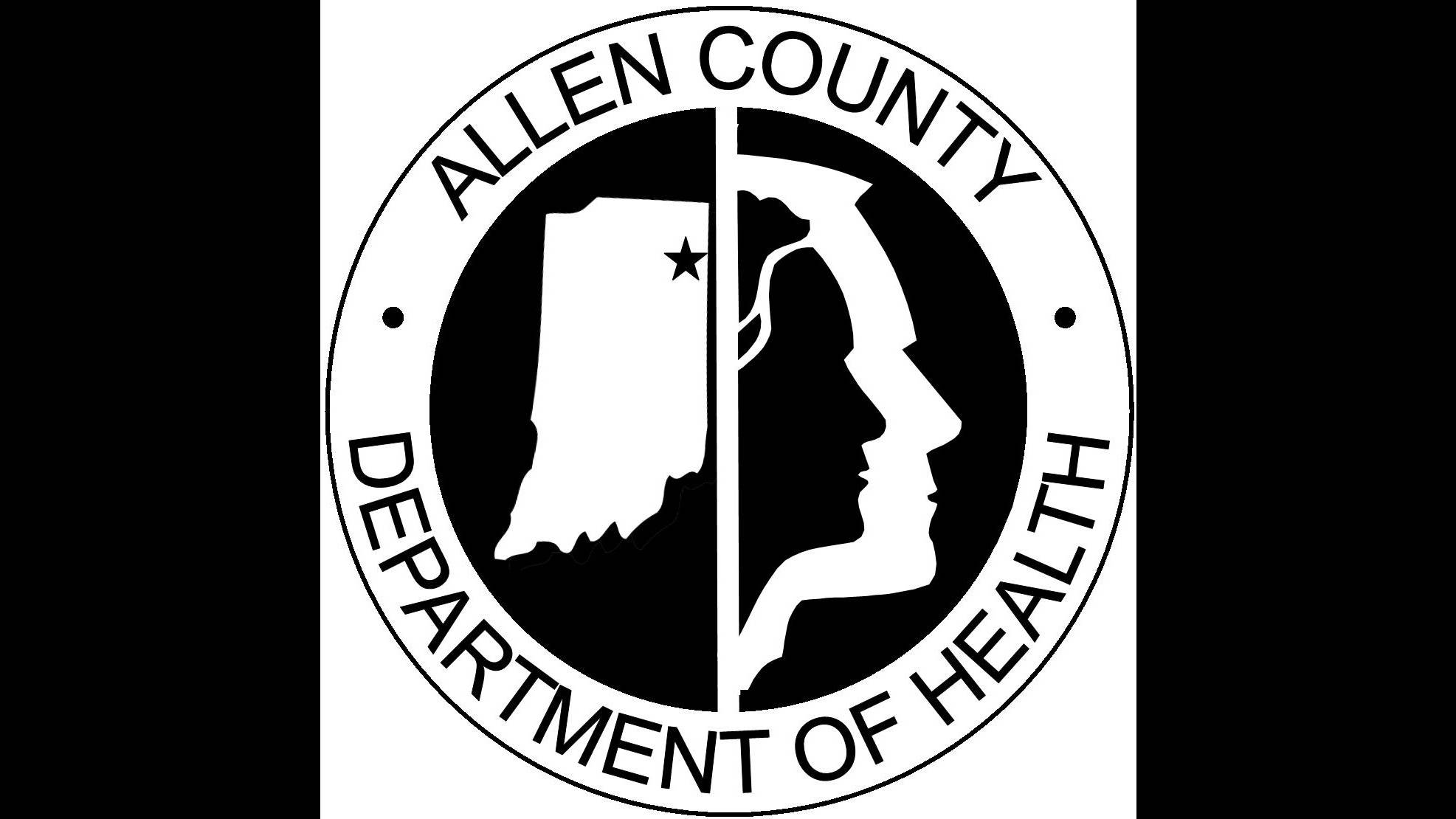 Allen County Health Department Logo