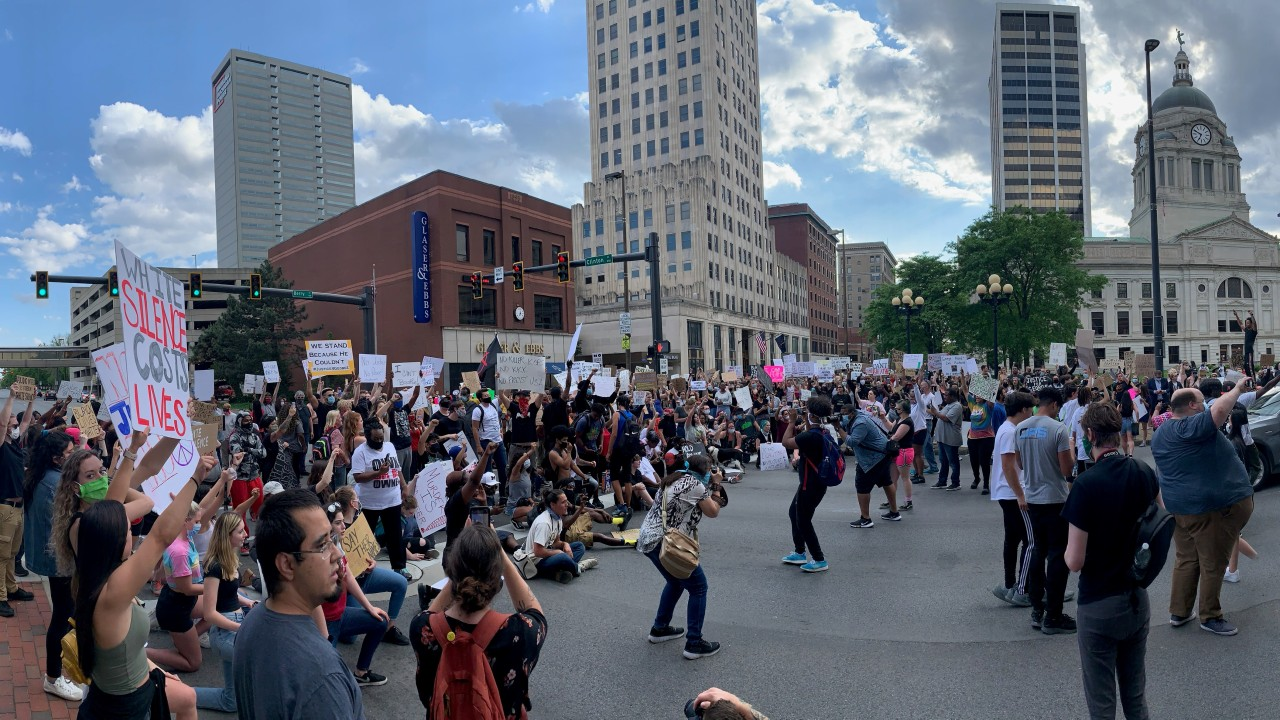 Allen County prosecutor needs witnesses as review of protest arrests continues