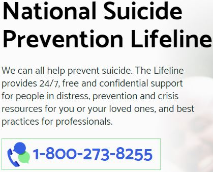 Mental health experts say suicide risk heightens during stressful times like pandemic