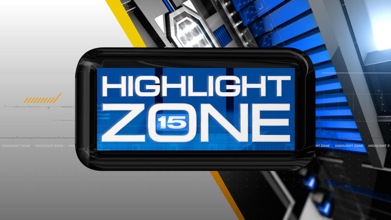 2/5 Highlight Zone Prep Basketball Scoreboard