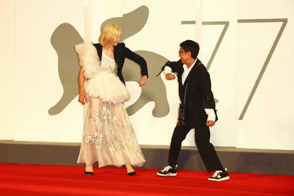 Ann Hui, Cate Blanchett
