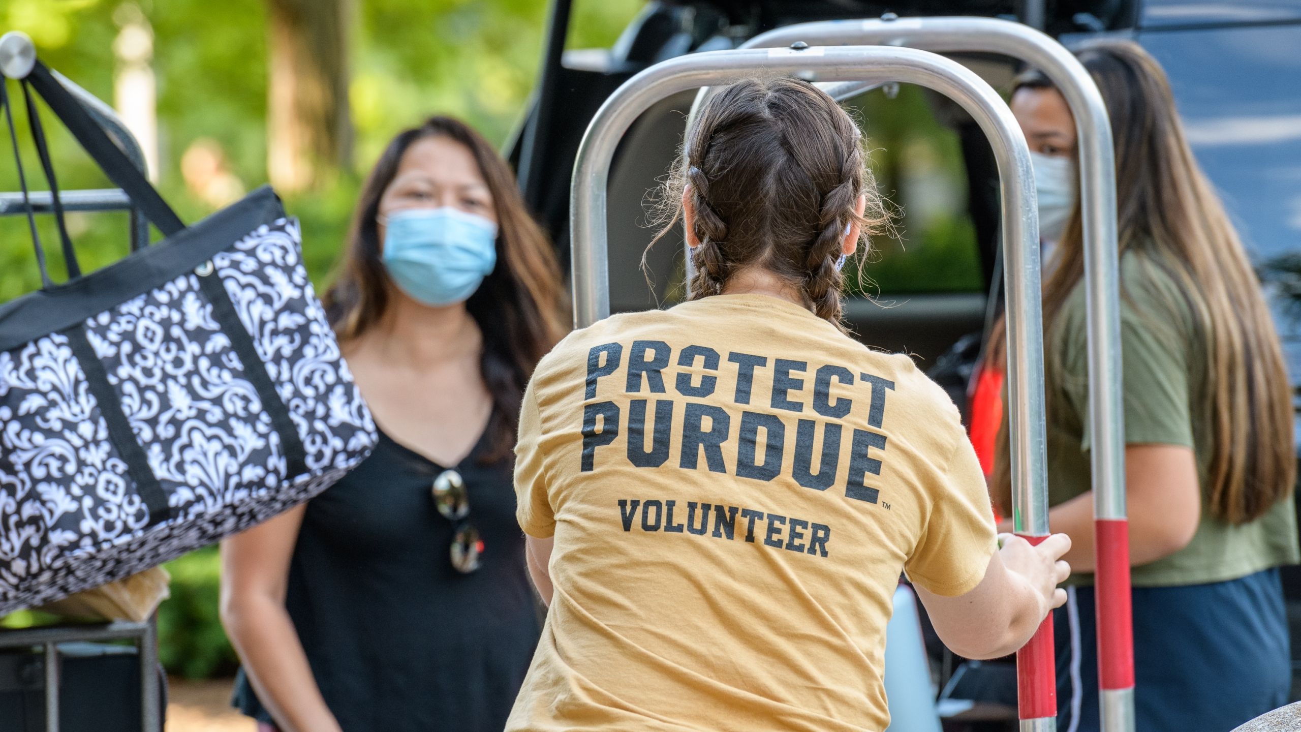 Purdue students