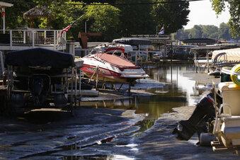 Shrinking Lake-Economy
