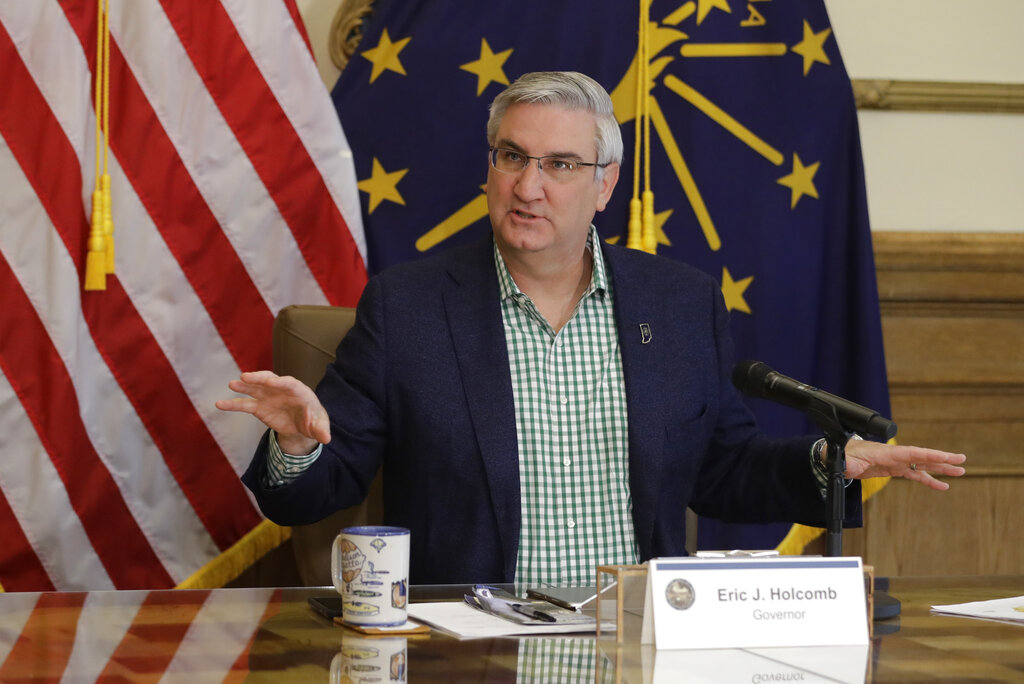 Election 2020-Indiana Governor