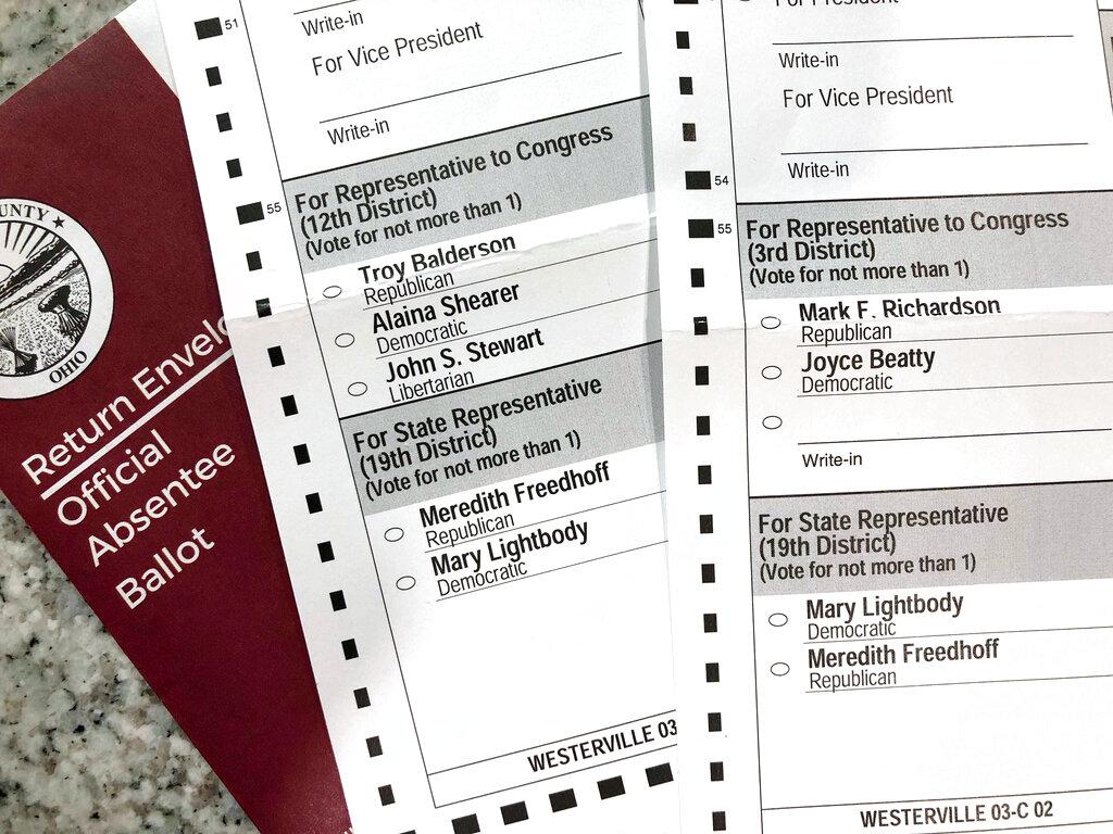 Election 2020-Ohio