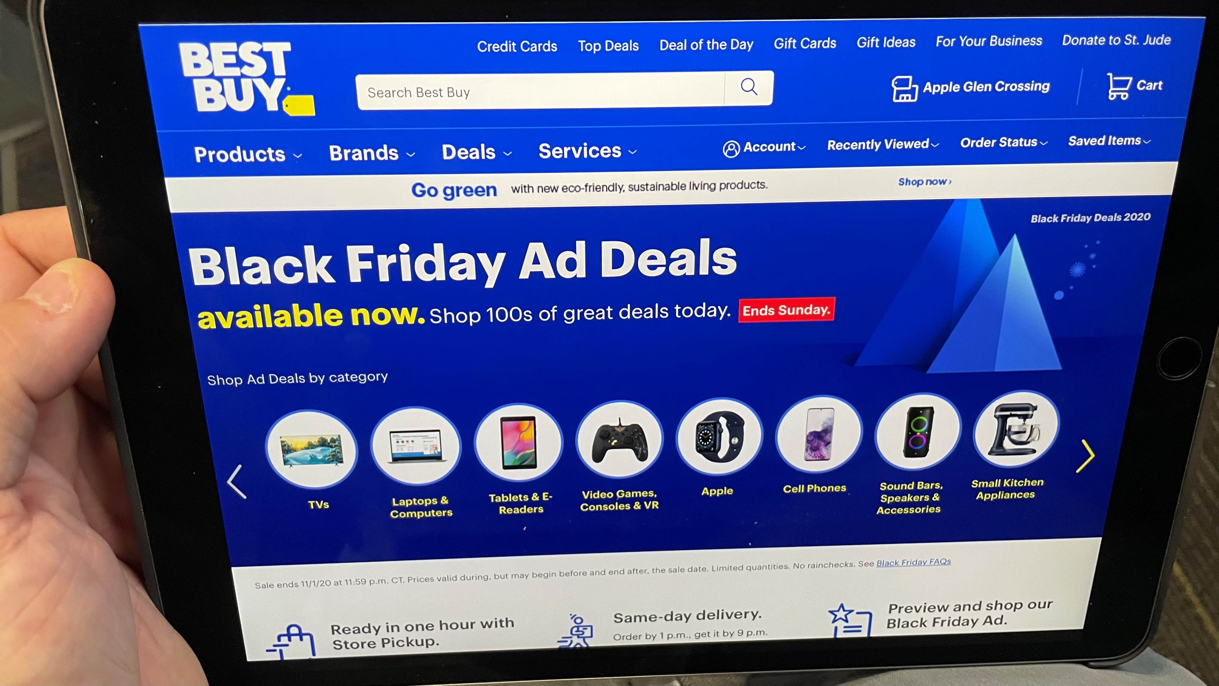 Best Buy Releases Black Friday Ad With Deals Live Now Wane 15