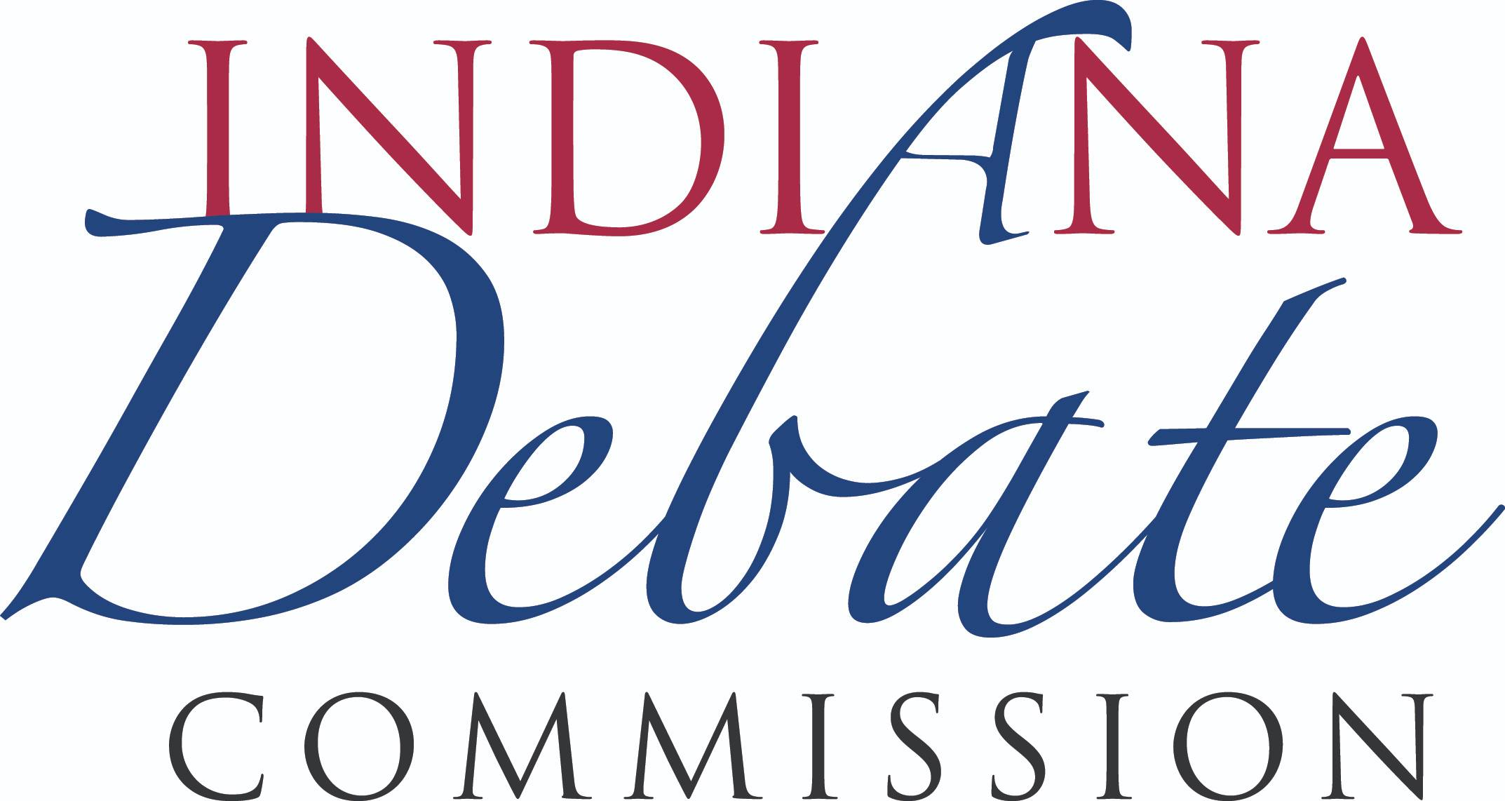 Indiana Debate Commission logo