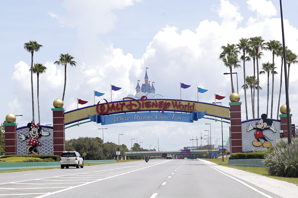 Disney Parks Layoffs