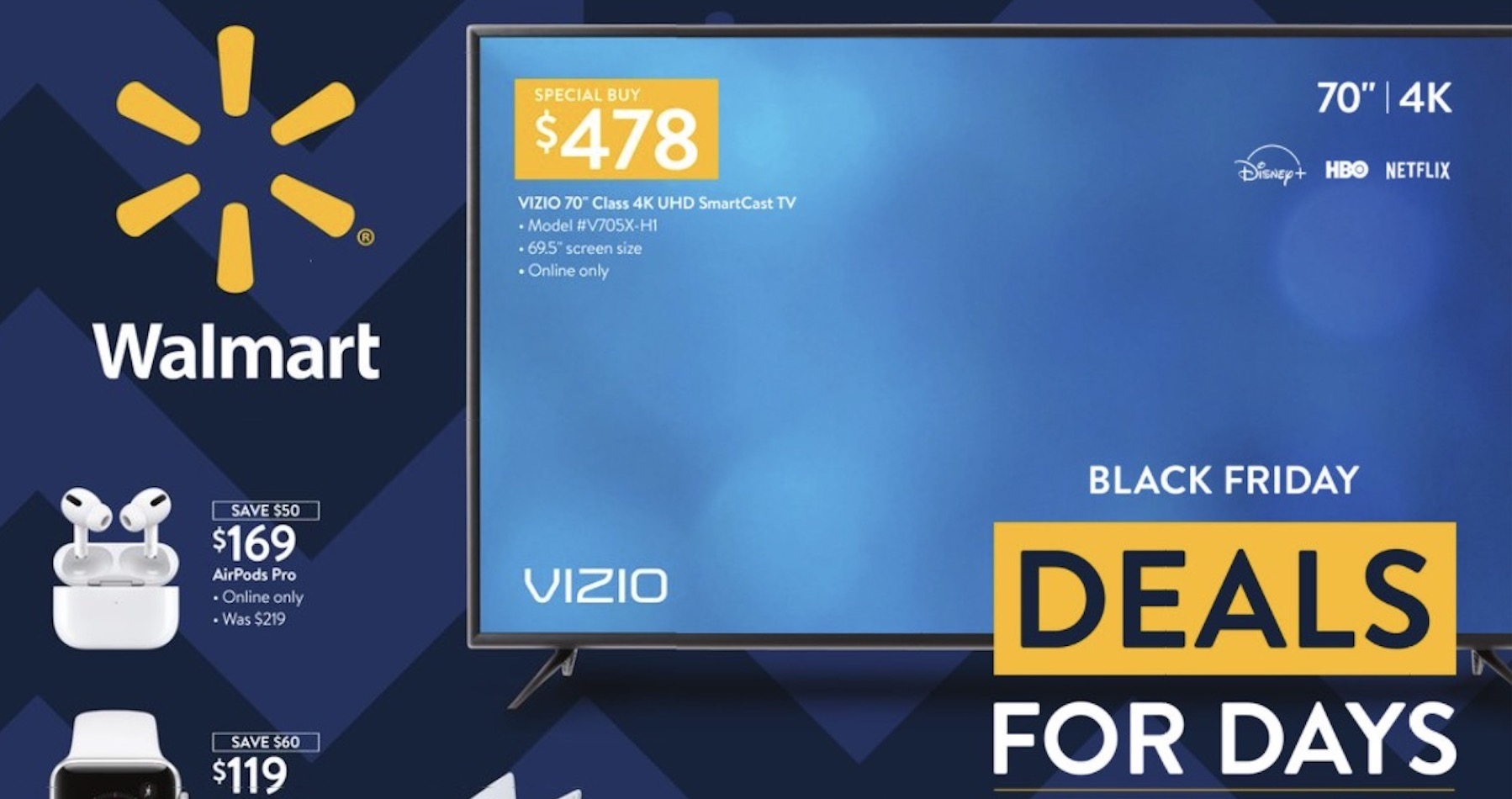 Walmart Black Friday: Here are the best deals you can find right