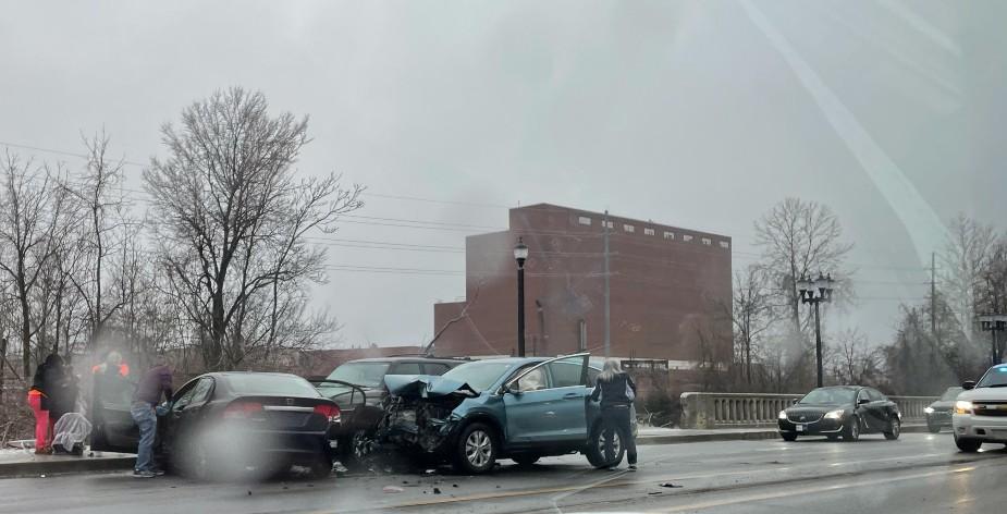 West Jefferson Crash
