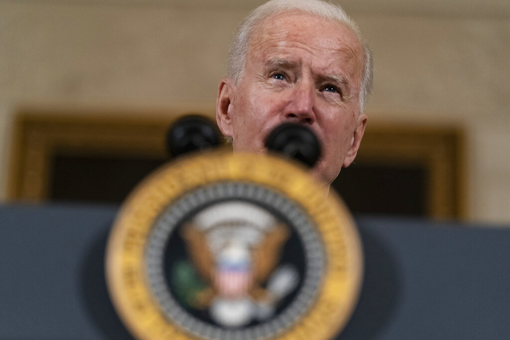 Biden seeks to go big, fast and alone on COVID relief