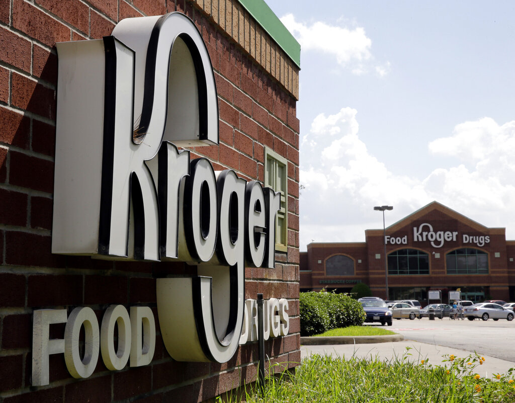Kroger is latest victim of third-party software data breach - WANE