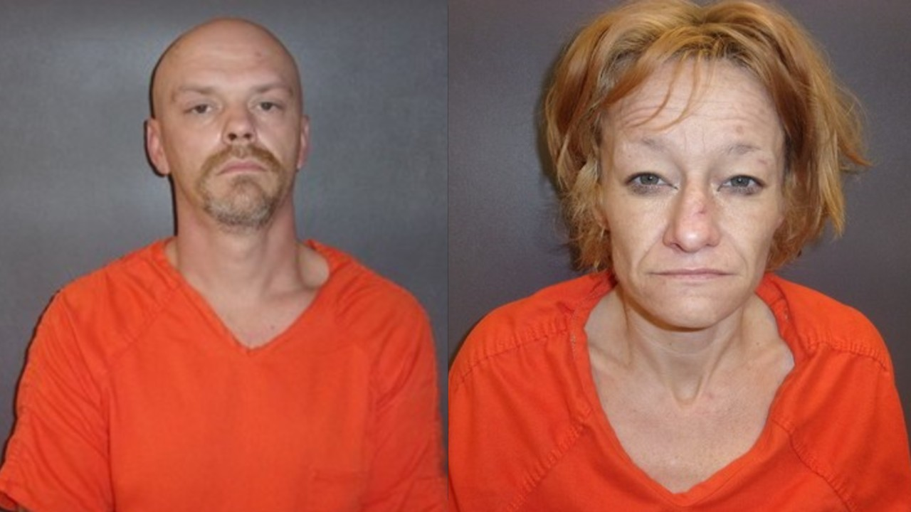 Search warrant leads to arrest of man and woman, discovery of multiple illegal narcotics