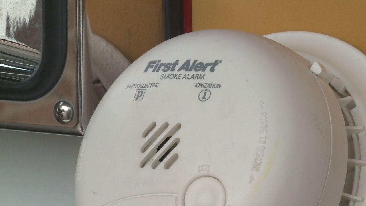 Change smoke detector batteries this spring; 'it saves lives'
