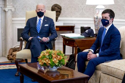 Joe Biden, Pete Buttigieg