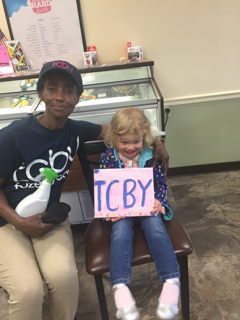TCBY owner