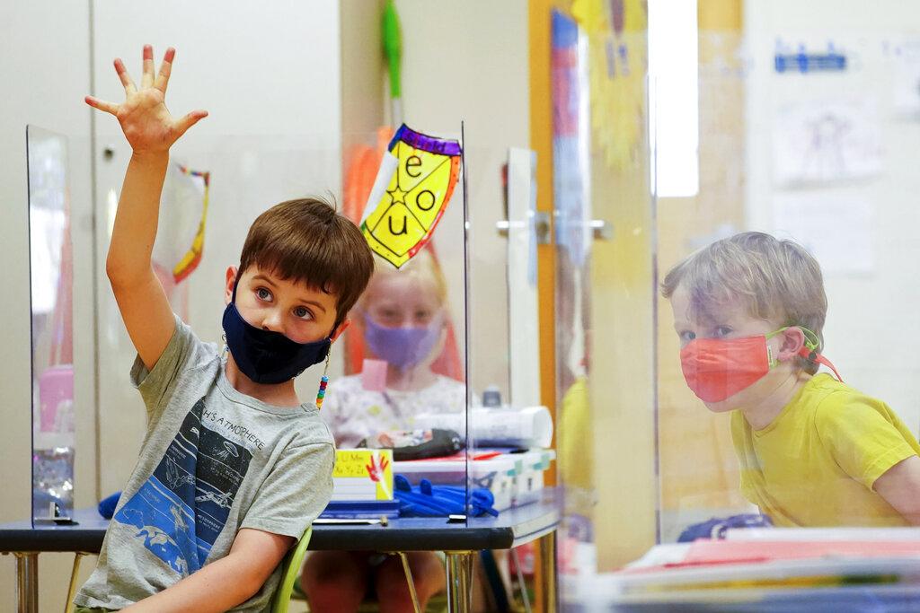 Virus Outbreak Kindergarten Surg