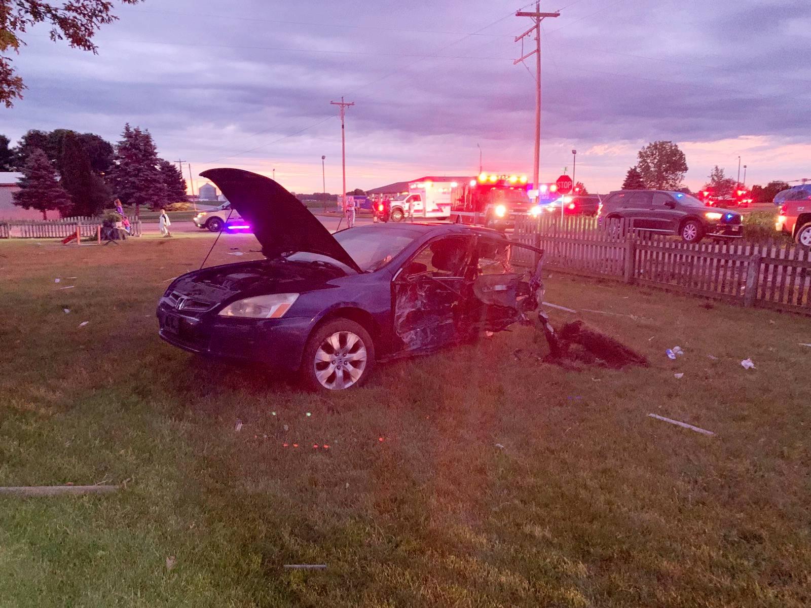 Kosciusko County Crash