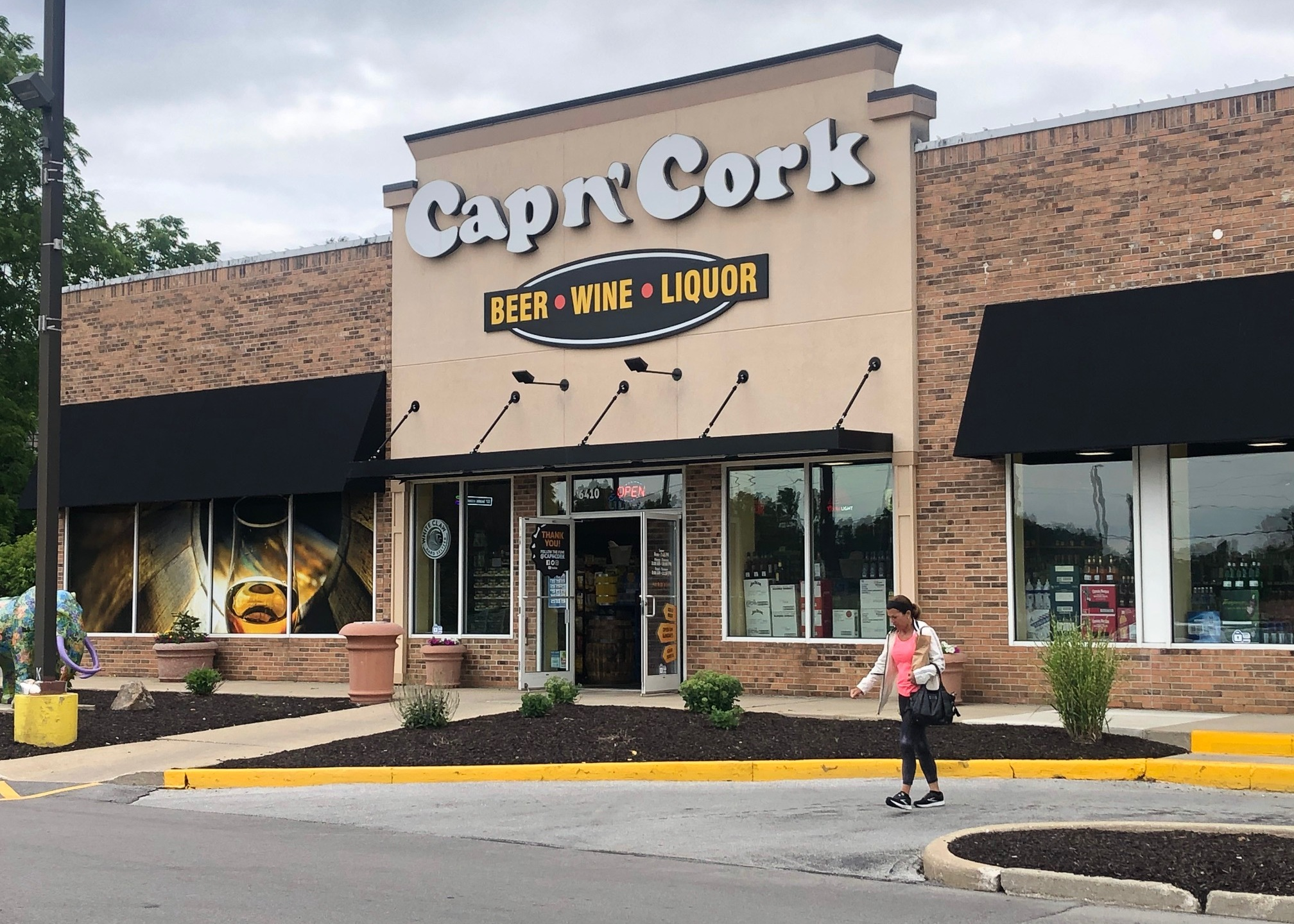 Cap n' Cork