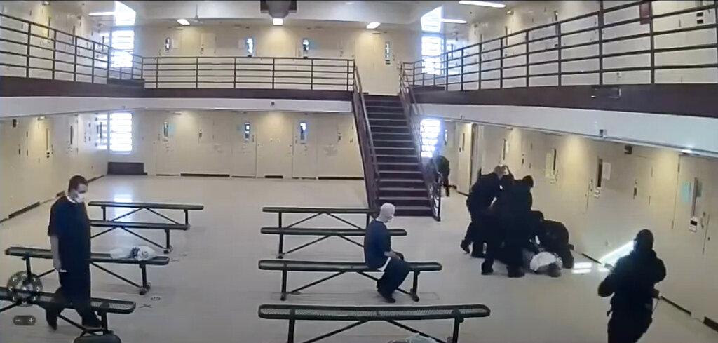 Prison Altercation-Inmate Death-Ohio