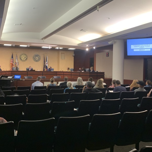 Allen County Department of Health Executive Board Meeting