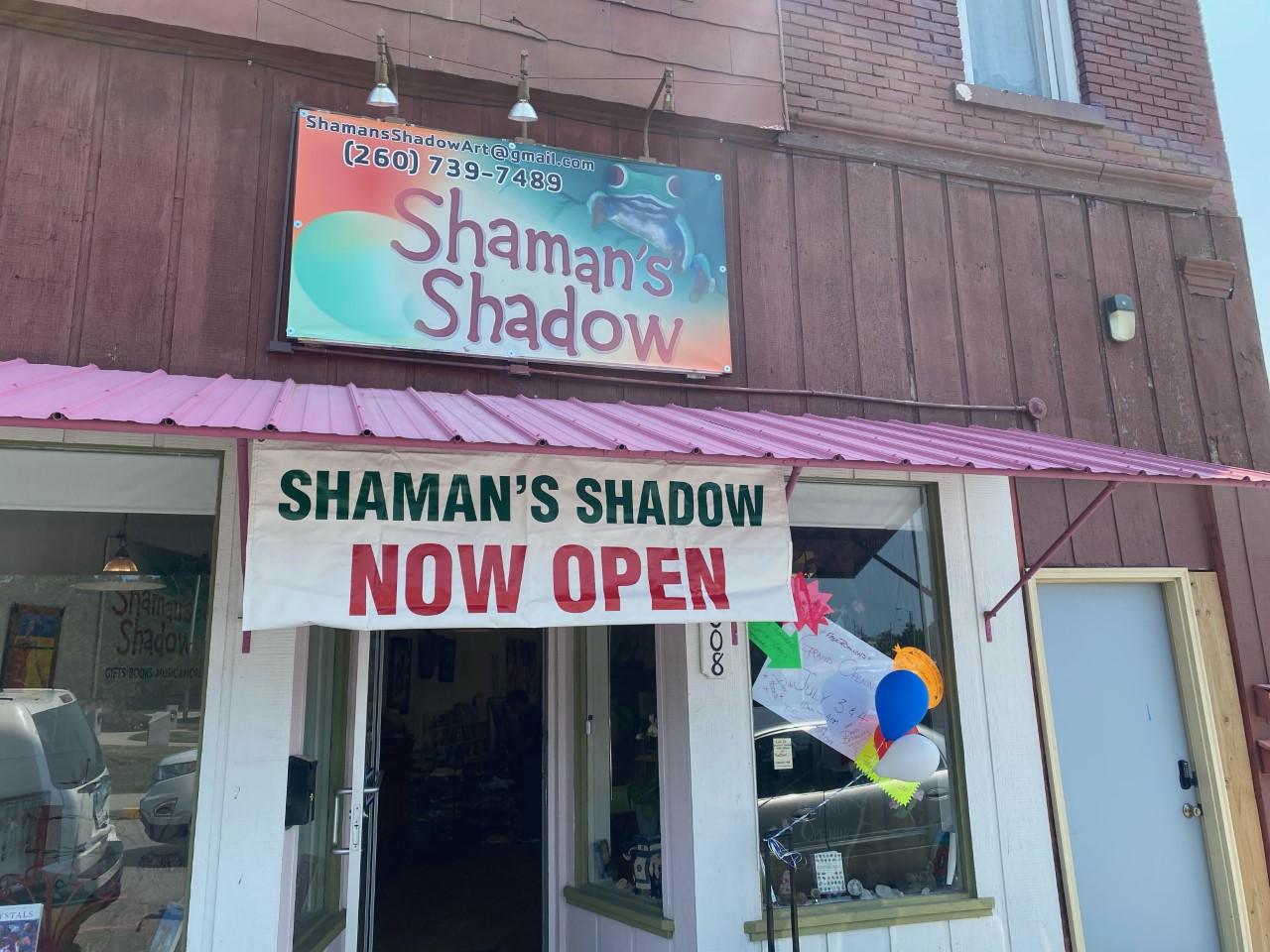 Shaman Shadow