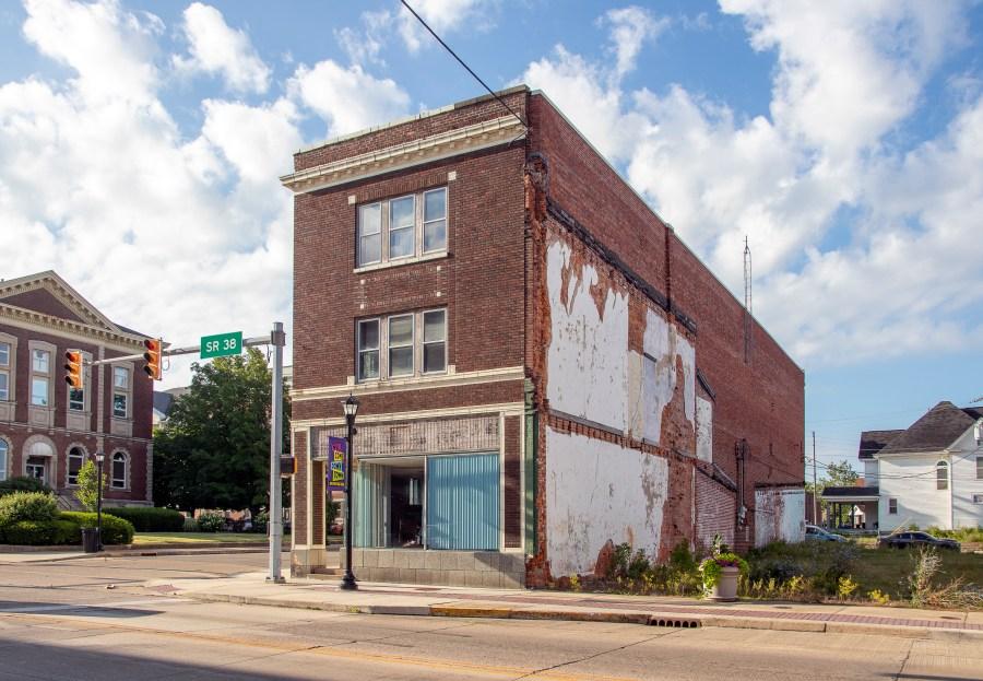 Courthouse Annex, New Castle (Indiana Landmarks – Evan Hale)