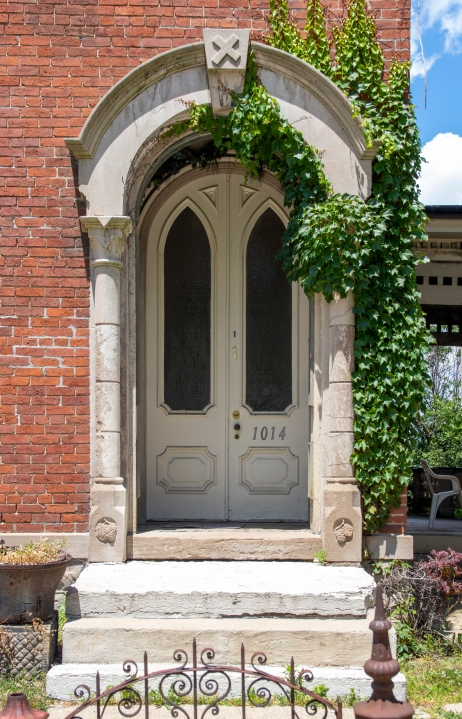 Falley-O'Gara House, Lafayette (Indiana Landmarks – Evan Hale)