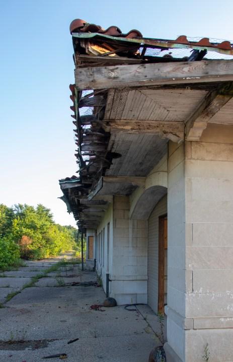 Monon Station, Bedford (Indiana Landmarks – Evan Hale)