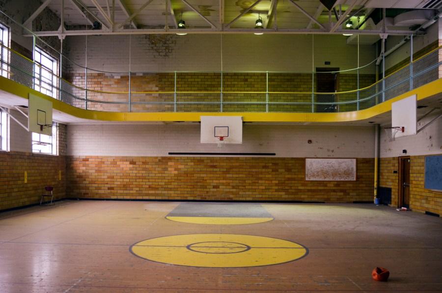 Theodore Roosevelt High School, Gary (Indiana Landmarks – Brad Miller)