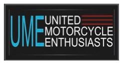 United Motorcycle Enthusiasts logo