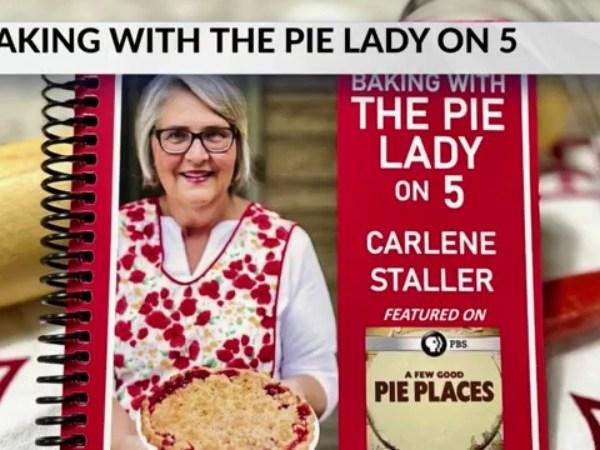 Pie Lady on 5
